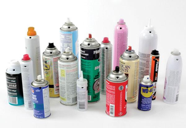 Aerosol Can Disposal Amp Recycling Hazsol Waste Management